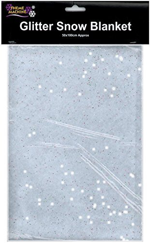 50cm-x-100cm-glitter-snow-blanket-artificial-fake-christmas-decoration-scene-setter-by-theme-machine