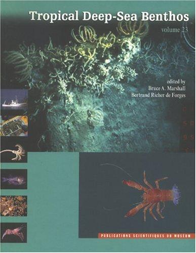 Tropical Deep-Sea Benthos : Volume 23