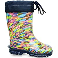 Lemigo Children´s Rubber Wellington Boots Tim 928