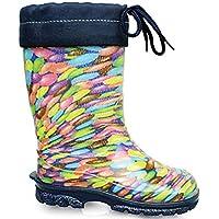 Lemigo Children´s Rubber Wellington Boots Tim 928