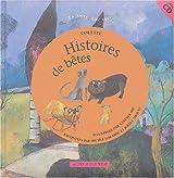 Histoires de bêtes (livre + CD)