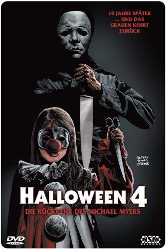 Halloween 4 - uncut - limitiertes 3D - Halloween Dvds