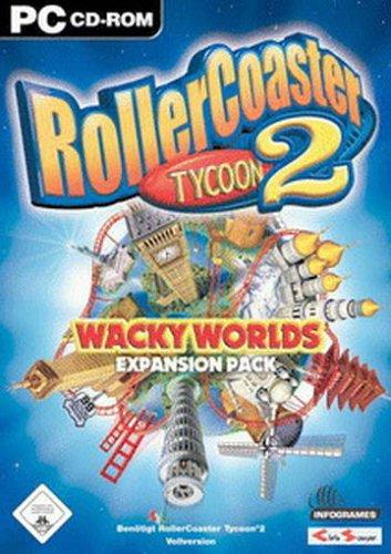 Rollercoaster Tycoon 2: Wacky Worlds