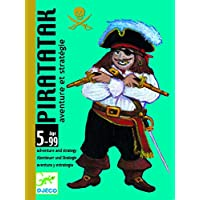 Djeco Cartas pirataka