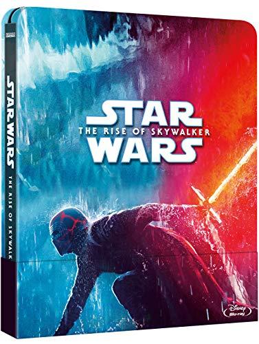 Steelbook Star Wars: El Ascenso de Skywalker [Blu-ray]