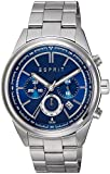 Esprit Herren-Armbanduhr Ray Chronograph Quarz Edelstahl