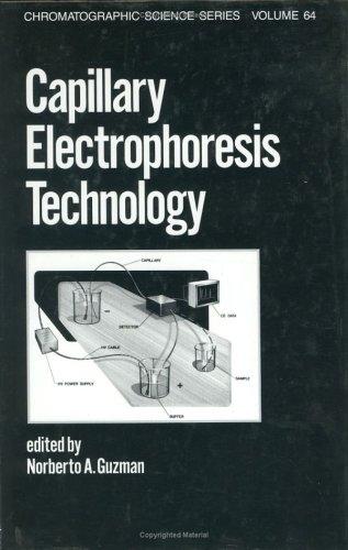 Capillary Electrophoresis Technology (Chromatographic Science)