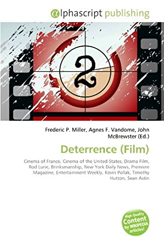 Deterrence (Film): Cinema of France, Cinema of the United States,