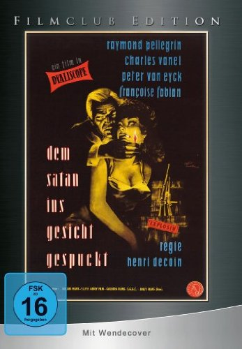 Bild von Dem Satan ins Gesicht gespuckt - Filmclub Edition 9 [Limited Edition]