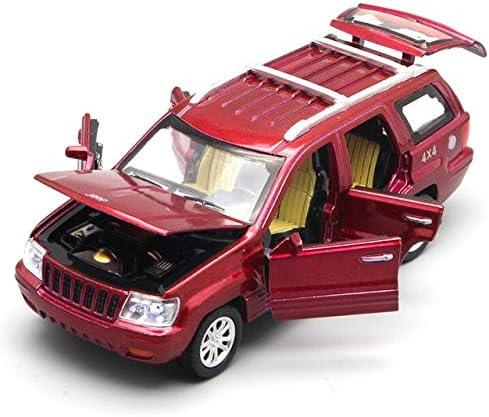 XuBa USA Jeep Grand Cherokee SUV en en en métal moulé sous Pression 6 Portes avec Ouverture Clignotante pour Voiture   Moins Cher  85c8ce