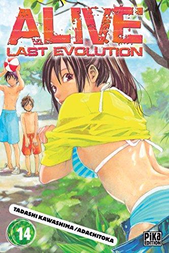 Alive Last Evolution Vol.14 par KAWASHIMA Tadashi