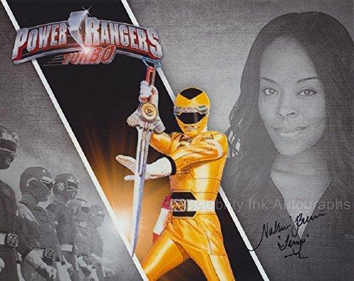 nakia-burrise-as-tanya-sloane-the-yellow-power-ranger-mighty-morphin-power-rangers-genuine-autograph
