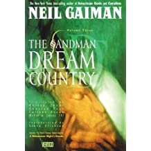 Dream Country (Turtleback School & Library Binding Edition) (Sandman Collected Library) by Neil Gaiman (1991-11-01)