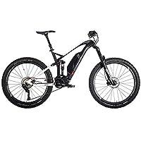 Bicicleta eléctrica a pedalada assistita 27,5 Brinke XFR + Blanco/Negro,