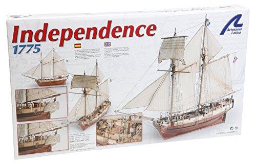 Artesanía Latina 22414 - Modell aus Holz: Schoner Independence 1/35