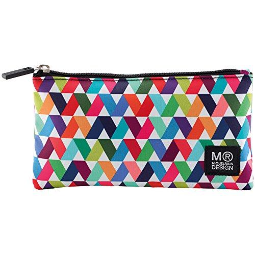 miquel-rius-holdall-astuccio-piatto-cm-origami-luce-475-inch-x-13-cm-in-acrilico-multicolore