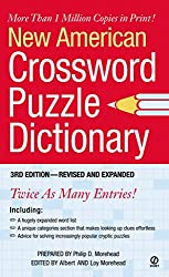 New American Crossword Puzzle Dictionary
