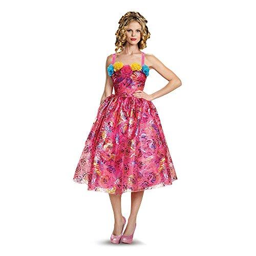 Disney Cinderella Anastasia Adult Deluxe Costume Large 12-14 (Adult Deluxe Cinderella Kostüm)