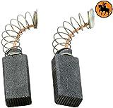 Kohlebürsten für BOSCH PKS 40 Säge -- 5x8x15,5mm -- 2.0x3.1x5.9'' -- Mit automatische Abschaltung