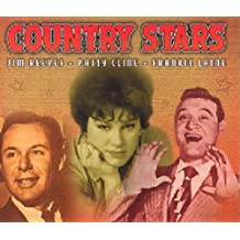 Country Stars : Jim Reeves, Patsy Cline, Frankie Laine