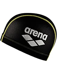 Arena Lycra Power Mesh Cap Gorro de Natación, Hombre, Amarillo (Yellow), UNI