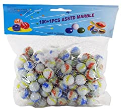 101 Marble Play Set With One Shooter Great Quality