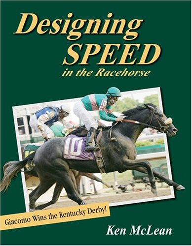 Designing Speed in the Racehorse -