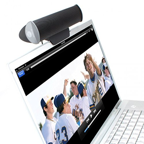 GOgroove-SonaVERSE-USB-Clip-On-Laptop-Speaker