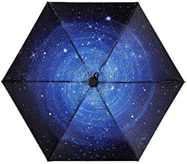YSKGZ Ombrello Ombrello da Sole Sole Sole A Due Funzioni,Ombrello Ultraleggero,Ombrellone E Ombrello da Sole,Blu | Esecuzione squisita  | diversità imballaggio  f962c3