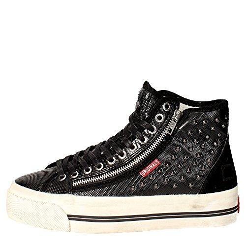 D.a.t.e. ROCKET Sneakers Donna Nero