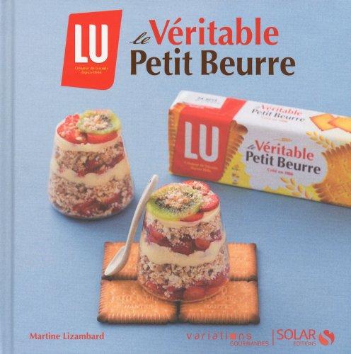 VERITABLE PETIT BEURRE LU -VG