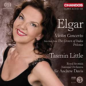 Elgar: Violin Concerto / Polonia / Interlude from the Crown of India