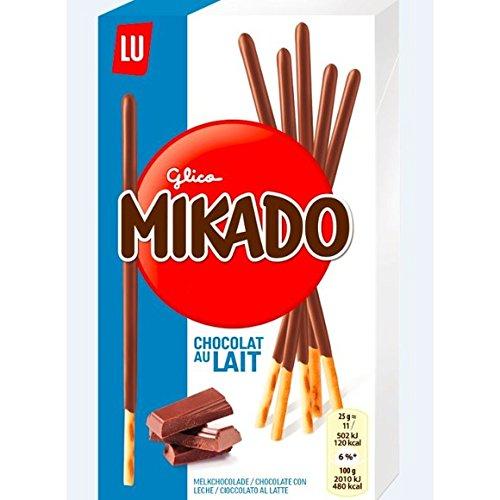 mikado Au chocolat au lait - ( Prix Unitaire ) - Envoi Rapide Et Soignée
