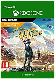 The Outer Worlds| Xbox One - Codice download