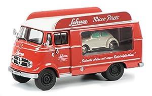 Schuco Dickie 450335400Mercedes-Benz L319Publicidad Carro 1: 43
