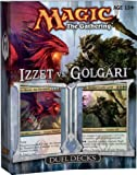 Wizard of the Coast 72269 - Mtg Duel Deck Izzet vs Golgari EN