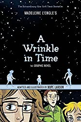 A Wrinkle in Time: The Graphic Novel by Madeleine L'Engle (2015-03-31)