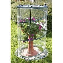Verdemax 2634 Pop-Up Greenhouse (Diameter: 70cm-Height: 110cm)