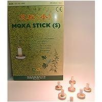 Mini Moxa Hütchen- klassische Klebemoxa aus Beifuß / CE - 200 Stck. Moxahütchen, praxistauglich, Qualität by Green... preisvergleich bei billige-tabletten.eu