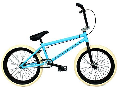 "wethepeople ""Reason"" 2017 BMX Rad - Aqua Blue 