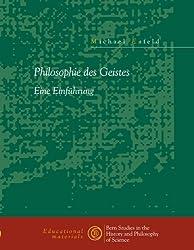 Philosophie des Geistes: Eine Einführung