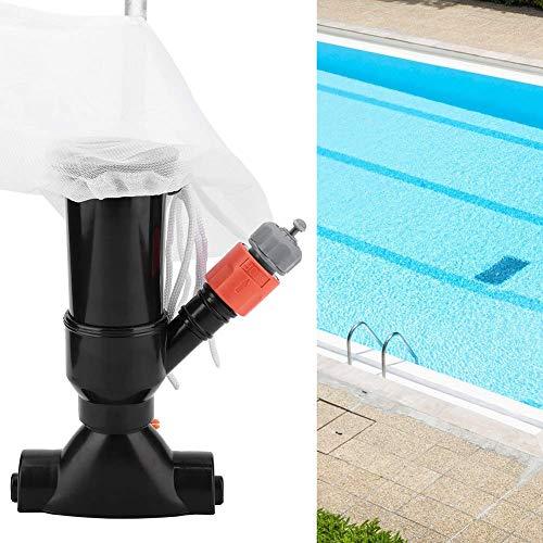 Jeffergarden Tragbarer Pool-Teich-Brunnen-Staubsauger-Reinigungswerkzeug Tragbarer Pool-Vakuum-Jet-Unterwasserreiniger