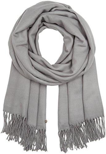 ESPRIT Accessoires Damen 997EA1Q805 Schal, Grau (Grey 030), One Size