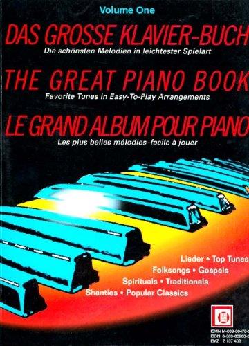 Das Grosse Klavierbuch 1