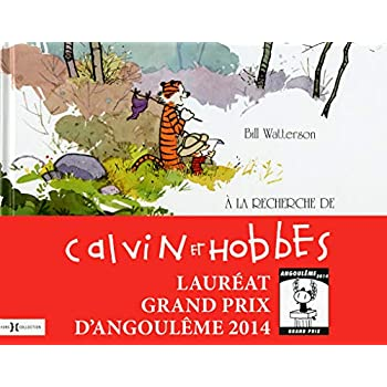 A la recherche de Calvin & Hobbes