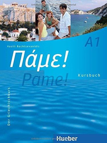 Preisvergleich Produktbild Pame! A1: Der Griechischkurs / Kursbuch