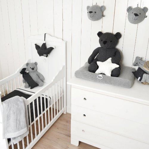 Imagen 8 de Baby's Only 131920 - Producto para decoración de habitación, color azul [tamaño: 35cm]