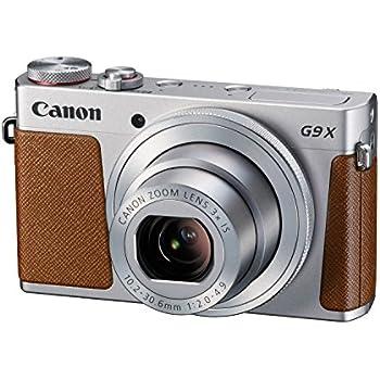 Canon PowerShot G9 X Mark II - Cámara compacta de 20.9 MP ...