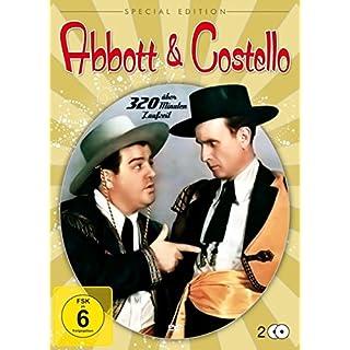 Abbott & Costello (2 DVD Special-Edition)
