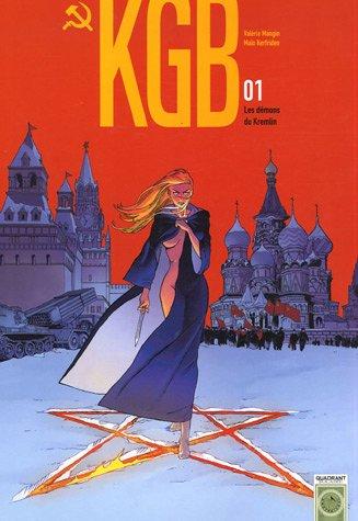 KGB, Tome 1 : Les Démons du Kremlin